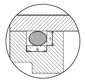 O型圈受力静态图