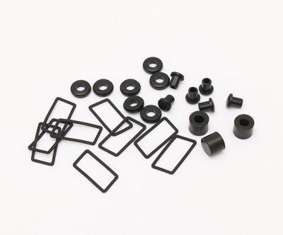 不规则黑色丁氰橡胶制品异形橡胶密封件 FDA认证