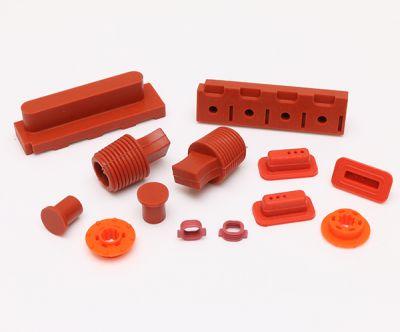 硅橡胶杂件开模定制硅胶异形密封件加工REACH认证