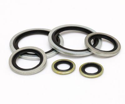 进口耐高压高温腐蚀德国工制螺纹ISO R261 BS3643组合垫圈
